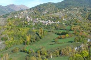 Centre d'Art i Natura, Farrera, Catalan Pyrenees
