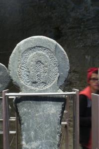 Headstone for a Smith, Tirvia