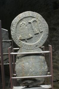 Headstone for a Bellmaker, Tirvia