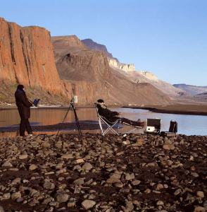 London Fieldworks, Polaria, in Greenland